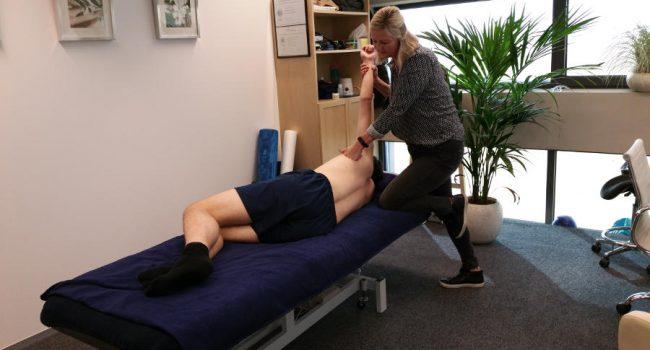 behandeling van schouderklachten